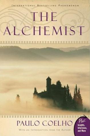 New Experience #5 – Reading The Alchemist by Paulo Coelho