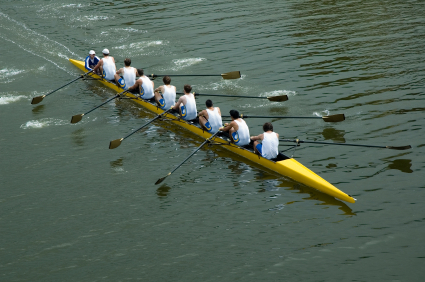 Rowing Team - HPT