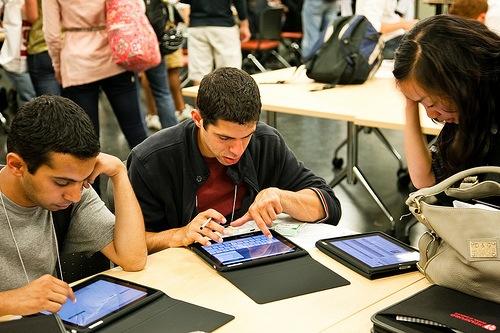iPads in EDU