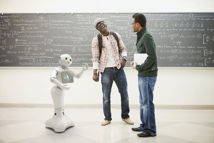 Pepper in the Classroom