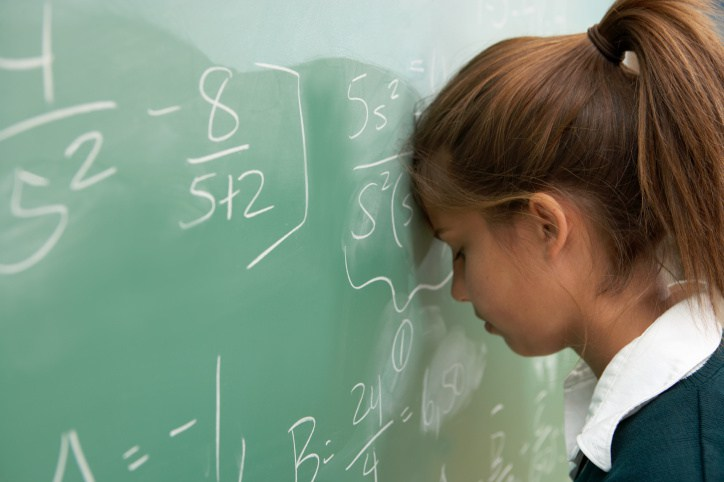 What is the Greatest Barrier to Learning Math?