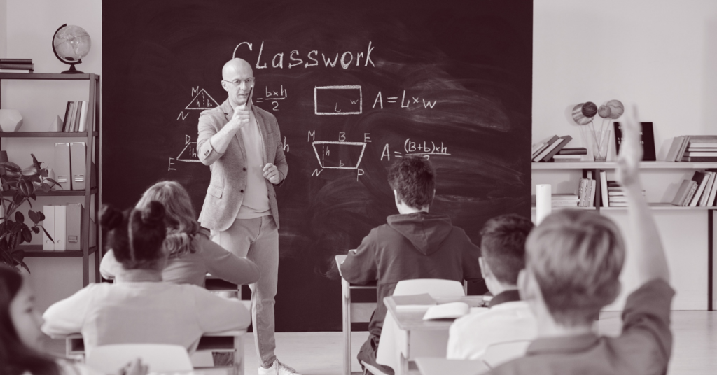 Coaching Skills I learned from my HS Math Teacher