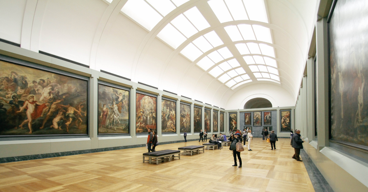 What I Learned About Reinvention in Art History Class