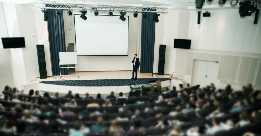 The Most Important Lesson I Learned About Public Speaking