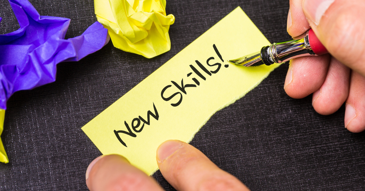 Think 3 Skills Ahead of Your Next Reinvention