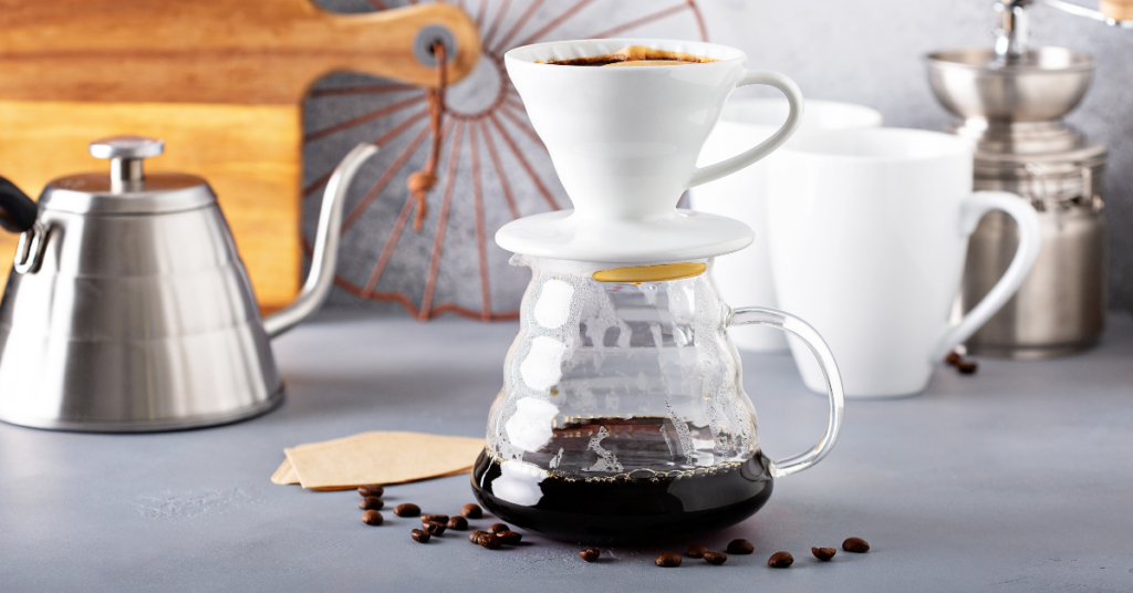 Why I Make Pour Over Coffee Every Day