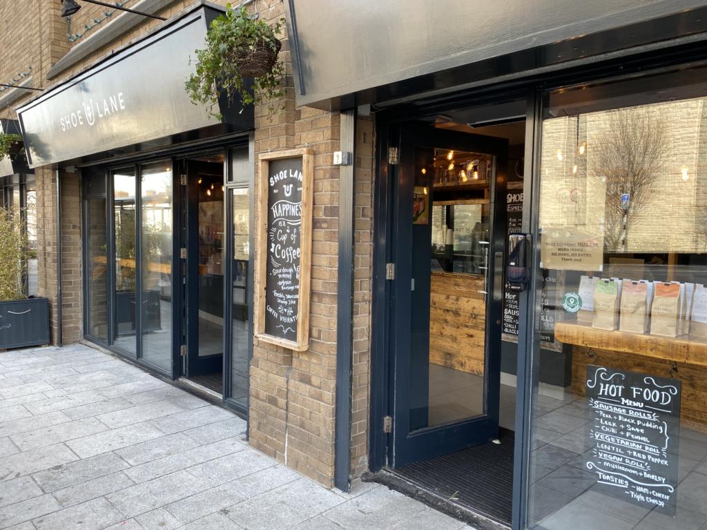 Shoe Lane Coffee Shop