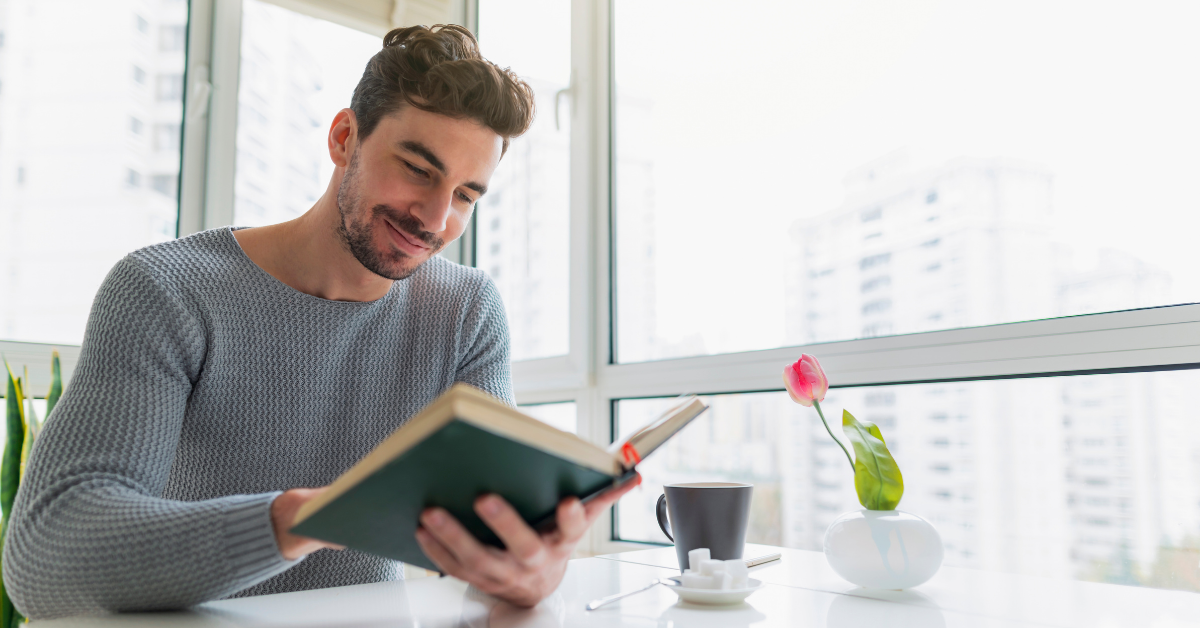 The Case for Reading First Thing in the Morning